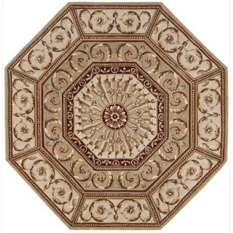 Funky Shapes With Octagon Area Rugs For The Odd Shaped Mind Octagon Shaped Area Rugs