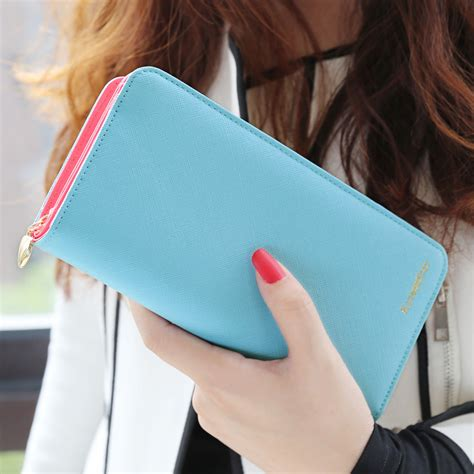 New Arrival Clutch Fashion H011 new arrival wallet carteira fashion contrast color folded wallets clutch s