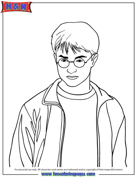 harry potter coloring pages draco harry potter deathly hallows coloring page h m