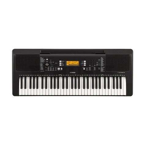 Keyboard E363 jual yamaha psr e363 keyboard harga kualitas terjamin blibli