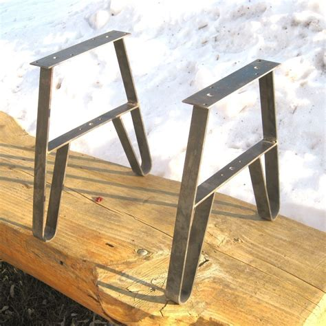 Inspirations: Hairpin Leg   Metal Bench Legs   Home Depot Hairpin Legs