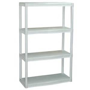 walmart shelving units plano 4 shelf storage unit white walmart