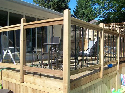 decks and railings decks and railings