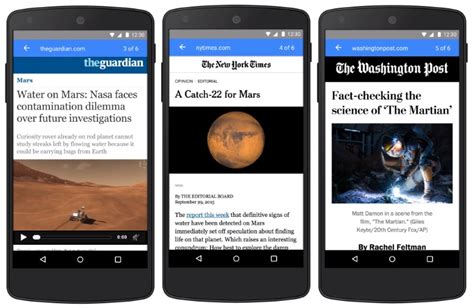 mobile pages s accelerated mobile pages to rival