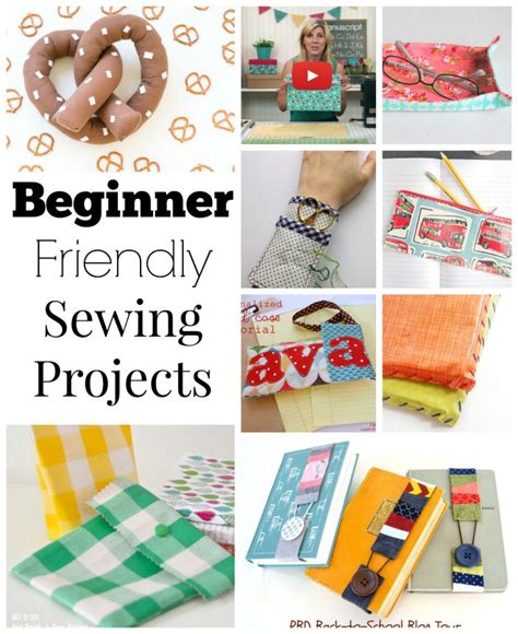 Beginner Papercraft - free sewing crafts for beginners