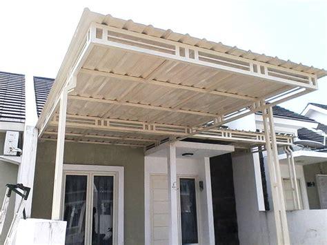 lengkapi rumah kita menggunakan kanopi minimalis