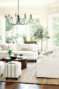 White Couch Living Room Decorating With Neutral Color Palettes Home Pinterest