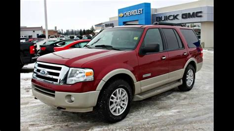 2007 Ford Expedition by 2007 Ford Expedition Eddie Bauer In Review Rocky Mountain