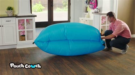 couch pouch how to inflate your pouch couch the pouchcouch pump