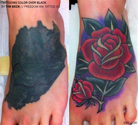 watercolor tattoos before and after best 25 black cover up ideas on