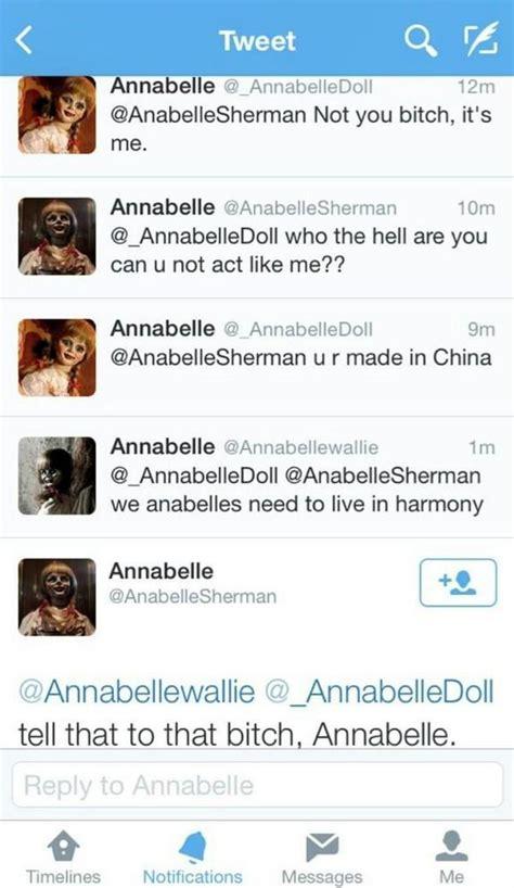 annabelle doll quotes annabelle doll quotes quotesgram