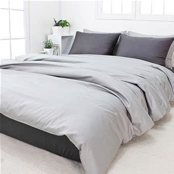 Solid Gray Comforter by Modern Solid Gray Bedding Set Condo Design Ideas