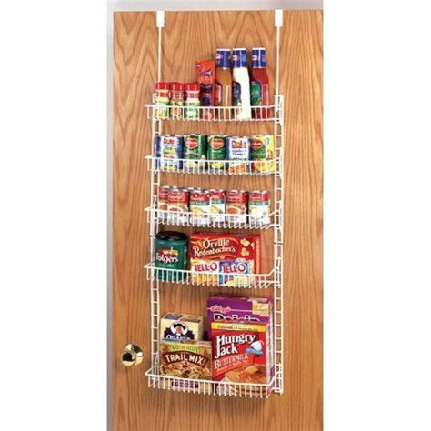 Pantry Door Hanging Spice Rack by The Door Herb And Spice Rack Hanging Pantry Wall