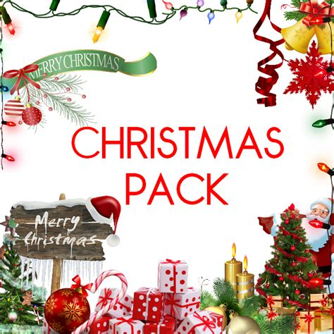 christmas pack by quennriri on deviantart