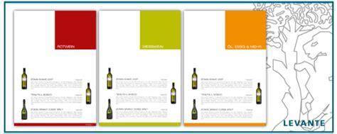 layout katalog levante vini hagen wein katalog 2009 design layout designgrill
