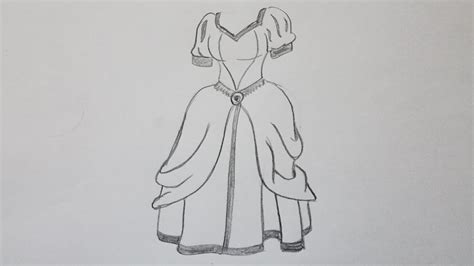How To Draw A Princess Dress Step By Step Www Pixshark How To Draw A Princess Dress Step By Step Printable