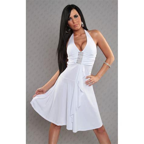 Robe Blanche Ceremonie Femme - tenue du soir femme robe ceremonie simple mllerobe