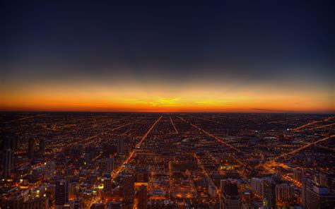 chicago skyline hd backgrounds page    wallpaperwiki