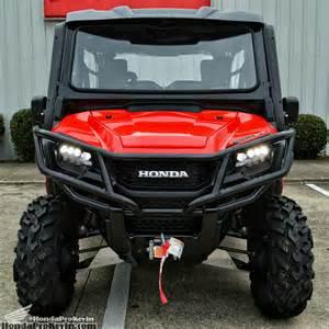 2016 honda pioneer 1000 5 9 000 in accessories 29 tires all