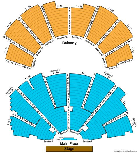 grand ole opry floor plan grand ole opry seating chart lower level pictures to pin