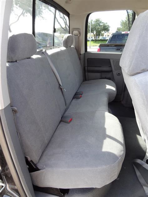 dodge ram bench seat 2006 2008 dodge ram 1500 front 40 20 40 without lumbar and