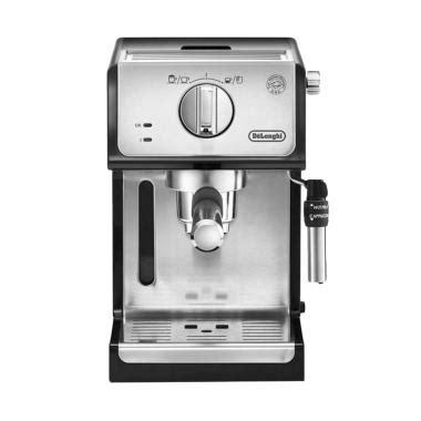 Mesin Kopi Delonghi Ec820b Espresso Hitam jual coffee maker spesifikasi terbaik harga murah