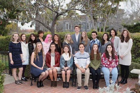 Santa Barbara Scholarship Foundation Letter Of Recommendation Student Artists Awarded Scholarships Scholarship Foundation Of Santa Barbara