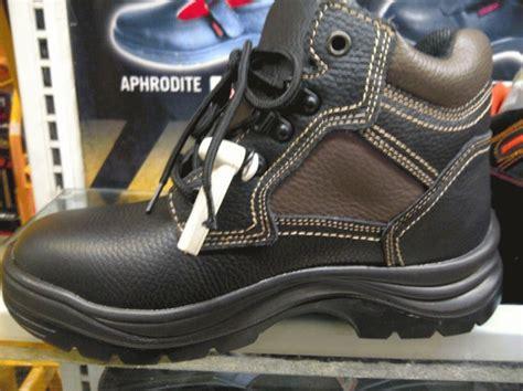 Sepatu Boots Krisbow jual safety shoes sepatu k3 krisbow hercules 6 inch