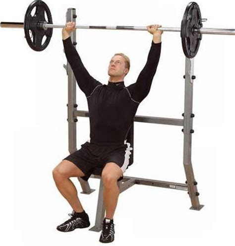 overhead press bench press considerations in athletic performance enhancement
