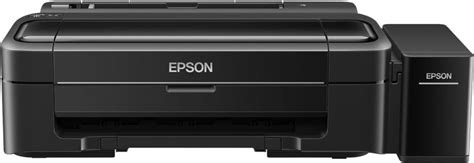 Printer Epson L310 Jogja epson ink tank l310 single function printer epson