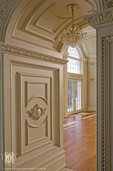 d alessio custom architectural millwork design services