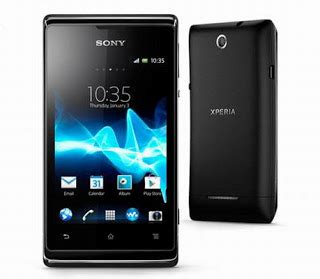 Hp Second Sony Xperia E harga hp android sony xperia e c1505 spesifikasi dan review