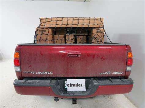 truck bed net snap loc heavy duty truck bed cargo net nylon 5 wide