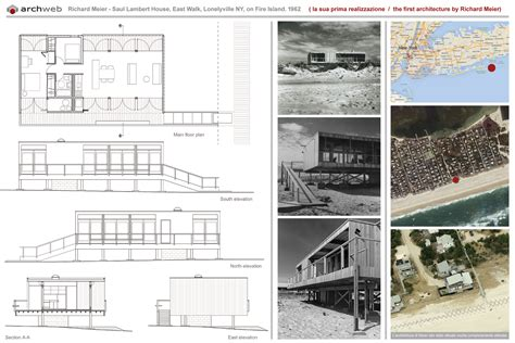 lambert house lambert house meier drawings