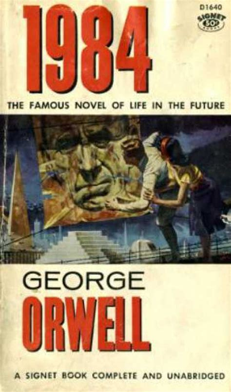 biography of george orwell book george orwell s 1984 a visual history flavorwire