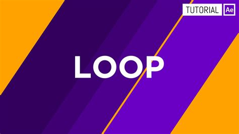 ae loop pattern loop expresi 243 n tutorial after effects youtube