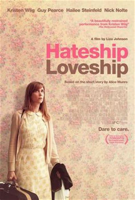 Overseas Loveshhip by Hateship Loveship