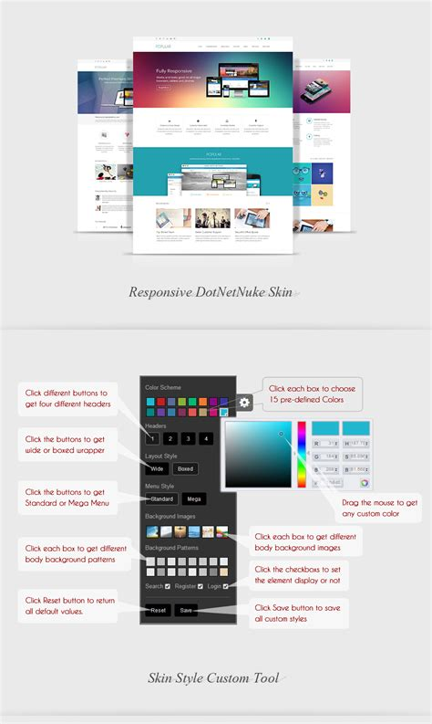 The Retailer Responsive Theme V2 7 8 dnn store gt home gt product details gt popular v2 theme responsive unlimited colors