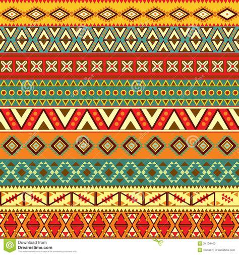 Phot Motif motifs ethniques de bandes photo stock image 24109400