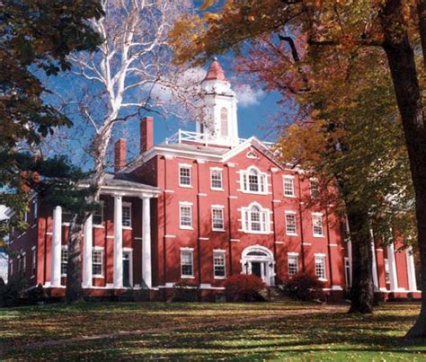allegheny college college meadville pennsylvania