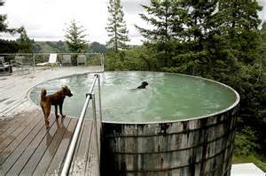 Stock Tank Pool by Galvanized Stock Tank Pool Images