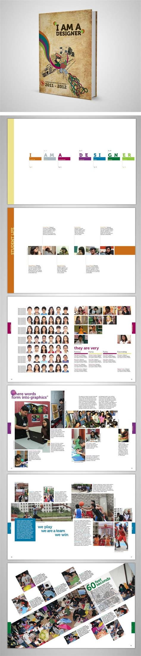 yearbook layout behance 328 best 8th grade yearbook class images on pinterest