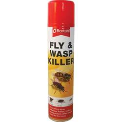Air Freshener Kill Wasp Rentokil Fly Wasp Killer Aerosol