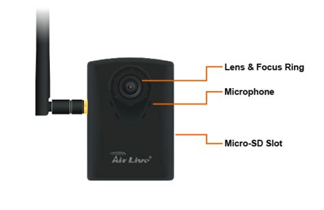 Airlive Wn 200hd Wireless Ip 2mp N 150mbps wn 200hd gr communication