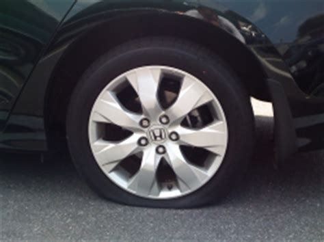 honda civic flat tire honda recalls civic for tires that can quickly go flat carcomplaints