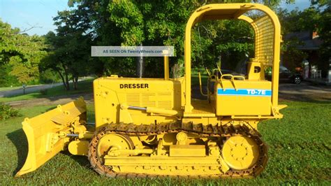 Dresser Dozer Parts by Dresser Td7e 90 Undercarriage Parts Updated As Needed