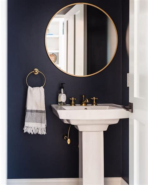 benjamin bathroom paint ideas benjamin hale navy paint color ideas interiors by