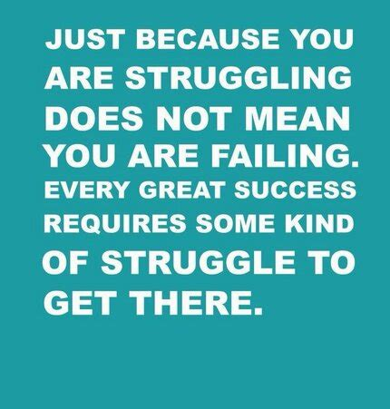 inspirational quotes about struggle quotesgram