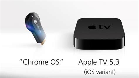 which is better chromecast or apple tv chromecast vs apple tv
