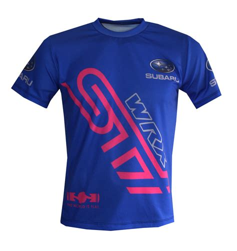 Subaru T by Subaru Sti T Shirt With Logo And All Printed Picture